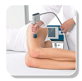 Acoustic Wave Therapy Pain Treatment